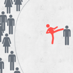 Der Bystander-Effect: Wie kann so viel schiefgehen, wenn über 1000 Leute an einem Ort sind?
